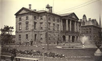 Colonial Building, Charlottetown,1894
