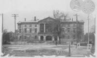 "Postcard - ""Provincial Buildings, Charlottetown, P.E.I."" [Province House, ca. 1904]"