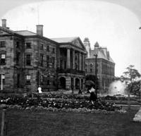 Province House, Charlottetown, 1899