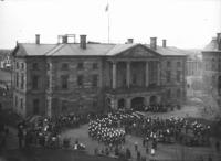 Closing of the Legislature at Province House, 1899