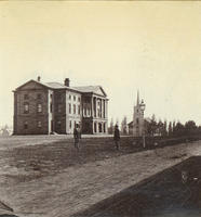 Province House, Charlottetown, ca. 1866
