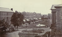 Victoria Row and Queen Square, Charlottetown, 1894