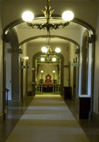 Hallway to Chamber