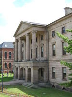 Legislative Assembly of Prince Edward Island - Exterior